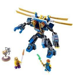 Летающий робот Джея