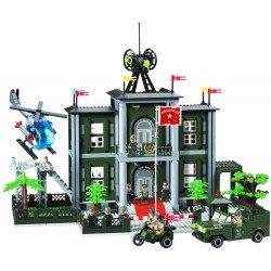 Brick: Штаб-Квартира