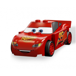 Cars Молния МакКуин (аналог Lego 8424)