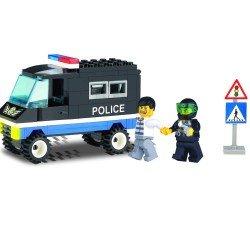 Фургон для преступников
