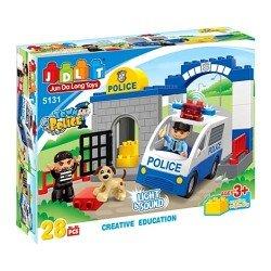 Городская полиция, 28 деталей