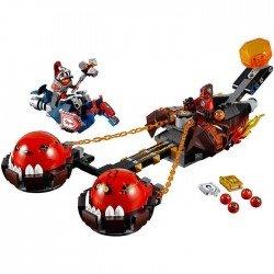 Безумная колесница Укротителя