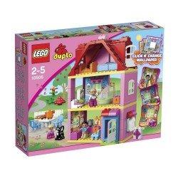 Кукольный домик (Lego 10505)