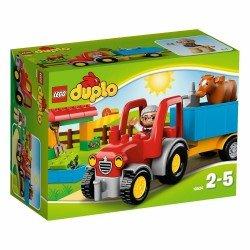 Сельскохозяйственный трактор (Lego 10524)