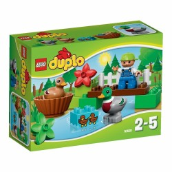 Уточки в лесу (Lego 10581)