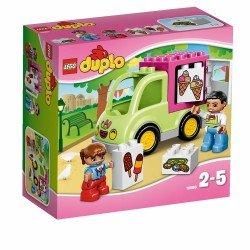 Фургон с мороженным (Lego 10586)