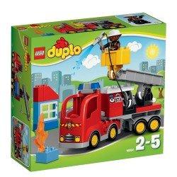 Пожарный грузовик (Lego 10592)