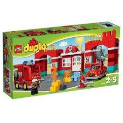 Пожарная станция (Lego 10593)