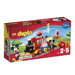 Парад на День Рождения Микки и Минни (Lego 10597)