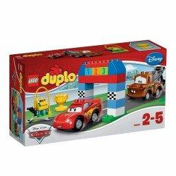 Гонки на тачках (Lego 10600)
