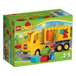 Желтый грузовик (Lego 10601)