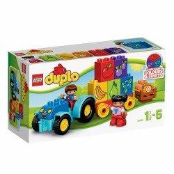Мой первый трактор (Lego 10615)