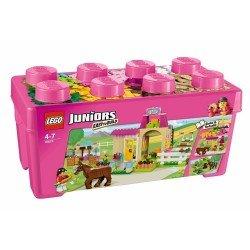 Пони на ферме (Lego 10674)