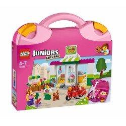 Чемоданчик Супермаркет (Lego 10684)