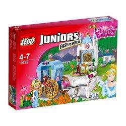Карета Золушки (Lego 10729)