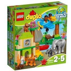 Вокруг света: Джунгли (Lego 10804)