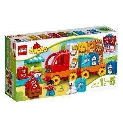 Мой первый грузовик (Lego 10818)