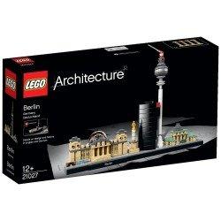 Архитектура Берлина (Lego 21027)