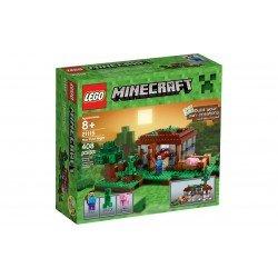 Первая ночь (Lego 21115)