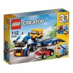 Автотранспортер (Lego 31033)