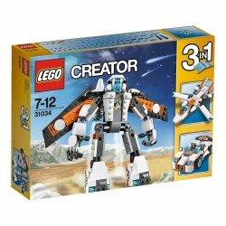 Летающие аппараты будущего (Lego 31034)