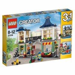 Бакалейно-игрушечный магазин (Lego 31036)