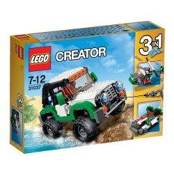 Внедорожник (Lego 31037)