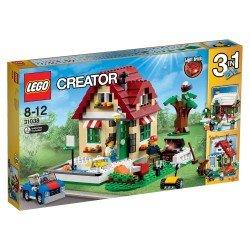 Времена года (Lego 31038)