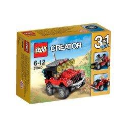 Гонки в пустыне (Lego 31040)