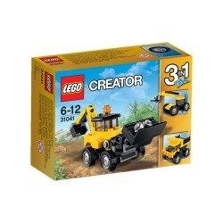 Строительная техника (Lego 31041)