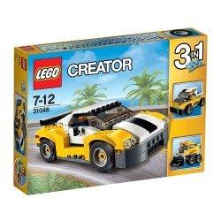 Кабриолет (Lego 31046)