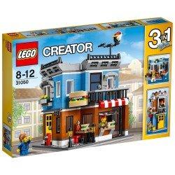 Магазинчик на углу (Lego 31050)