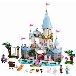 Золушка на балу в королевском замке (Lego 41055)