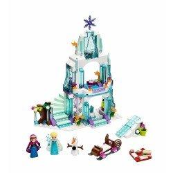 Сверкающий ледяной дворец эльзы (Lego 41062)
