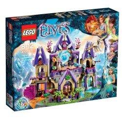 Таинственный воздушный замок Скайры (Lego 41078)