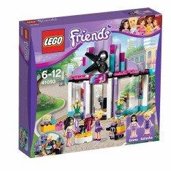 Парикмахерская в Хартлейке (Lego 41093)