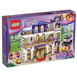 Гранд-отель в Хартлейке (Lego 41101)