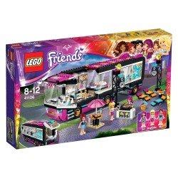 Автобусное турне поп-звезды (Lego 41106)