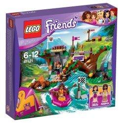 Спортивный лагерь: сплав по реке (Lego 41121)
