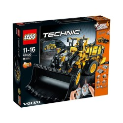 Автопогрузчик VOLVO L350F (Lego 42030)