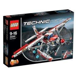 Пожарный самолет (Lego 42040)