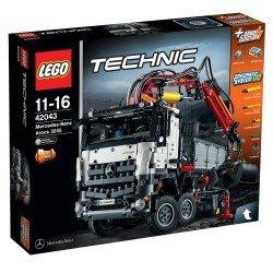 Mercedes-Benz Arocs 3245 (Lego 42043)