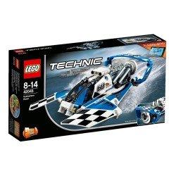 Гоночный гидроплан (Lego 42045)