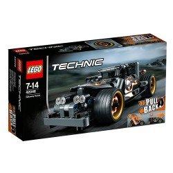 Гоночный автомобиль для побега (Lego 42046)