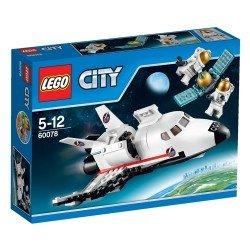 Обслуживающий шаттл (Lego 60078)