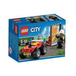 Пожарный квадроцикл (Lego 60105)
