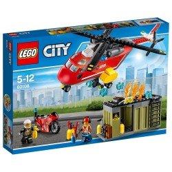 Пожарная команда быстрого реагирования (Lego 60108)