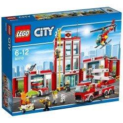 Пожарная часть (Lego 60110)