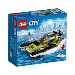 Гоночный катер (Lego 60114)