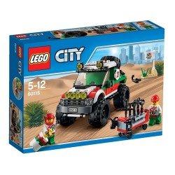 Внедорожник 4х4 (Lego 60115)